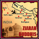Ziarah Buddhis di India